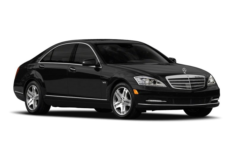 Al Haji London Cars - Mercedes-Benz S-Class