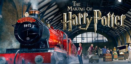 The Making of Harry Potter Trip