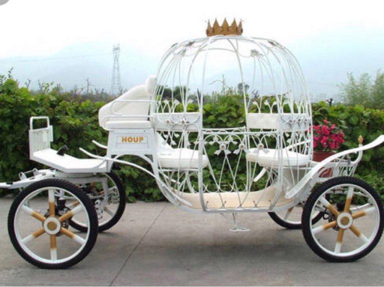 عربة سندريلا